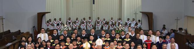 ATI 6th Graduation Service2018